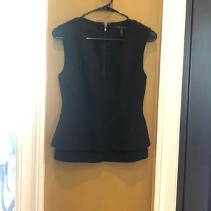 Bcbg maxazria sleeveless top